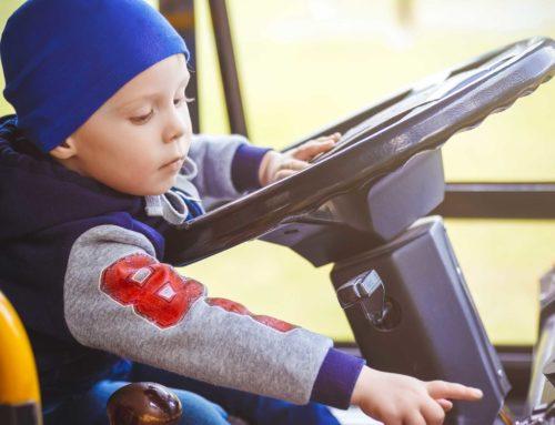 Auszubildender Berufskraftfahrer (m/w/d)
